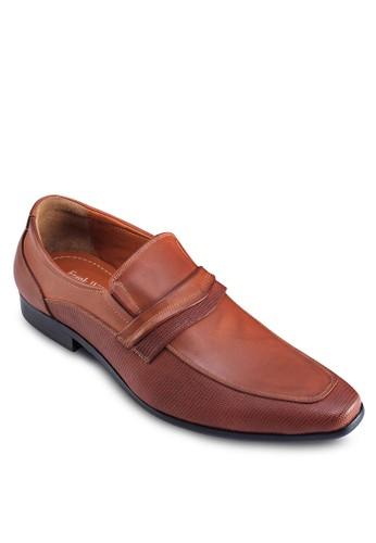 尖頭商務皮鞋,esprit高雄門市 鞋, 鞋