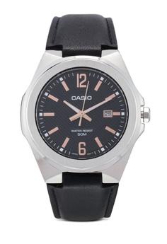 5b48077fa Casio black Casio MTP-E158L-1AVDF Watch FC376AC1E5E7C6GS_1