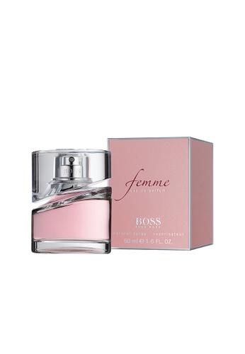 no sale tax attractive price high quality Femme by BOSS Eau de Parfum 50ml