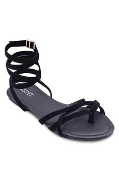 Heidi Strappy Sandals