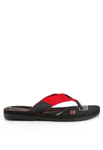 CARVIL black Carvil Sandal Artigo-M FE8E9SHB5B7D21GS_1