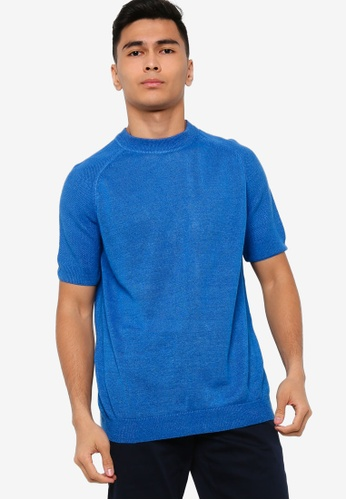 BOSS blue Julios 10217365 T-Shirt C3E8BAABD4F9D1GS_1