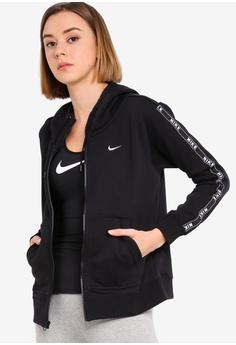 b764f92cb924 Nike black Nike Sportswear Hoodie 6FB18AA2C7D0E5GS 1