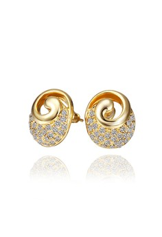 18k Gold Plated Desiree Earrings