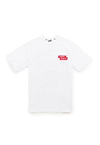 Peeps white Surf SST T-Shirt 2C46EAACEC99A8GS_1