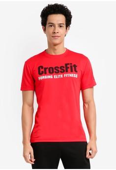 Reebok CrossFit Speedwick F.E.F. Tee