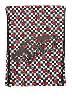 Benched Cherry Checkers Novelty Bag