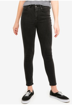 Factorie black The High-Rise Skinny Jeans 6AFB4AA3E33D32GS 1 4db3b7a5dea