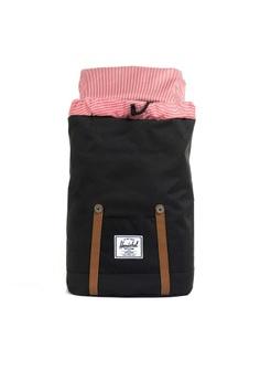 c4d64f3f8a6c9 20% OFF Herschel Herschel Retreat Backpack (Black) - 19.5L RM 399.00 NOW RM  319.20 Sizes One Size