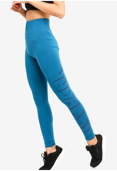 1c713b683c386 Ivy Park blue Logo Ankle Leggings E6646AA1B27575GS 1