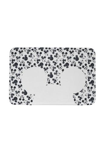 HOUZE HOUZE - Mickey Sketch - Memory Foam Mat (Disney) 78E7CHL3DAF4FAGS_1