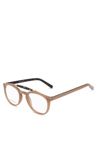 Milliot & Co. brown Tracy Phantos Sunglasses 2BF0FGL20BAEF8GS_1