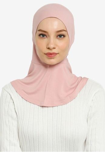 Hijabii pink Yara Full Neck Inner in Pink AE6E8AADBB03E9GS_1
