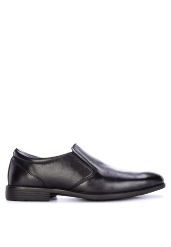 Alberto black Formal Slip On Shoes 47A46SH03C0A6FGS_1