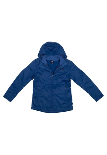 The North Face blue The North Face Women Arrowood Triclimate Jacket Blue Wing Teal/Blue Wing teal 8B4D6AA49F8FF8GS_1