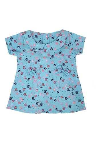 Pingu blue Pingu 90401211 - Dress Baby Perempuan 2C906KA9117483GS_1