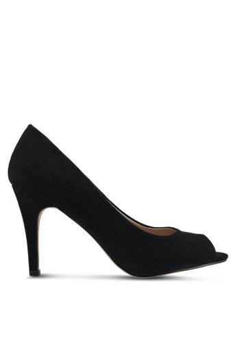 Dorothy Perkins black Black Clover Peep Toe 7CEB3SH6A9944FGS_1