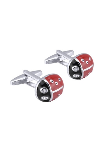 Kings Collection silver Silver Insect Cufflinks (KC10089) C65CFAC790181FGS_1