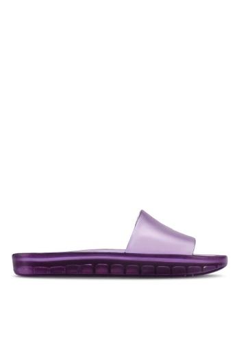 Melissa 粉紅色 Melissa Beach Slide Ad 涼鞋 318AASH86537FFGS_1
