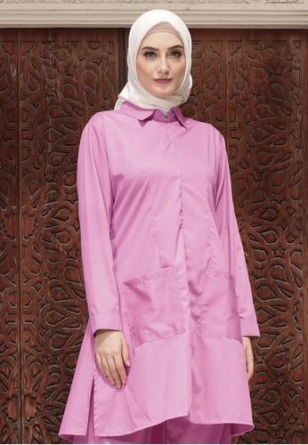JV Hasanah pink Nayara Tunic BEBBCAA45C459DGS_1