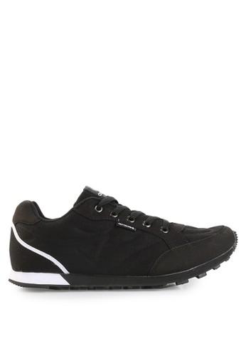 Ardiles black Men Pasalic Sneakers Shoes AR073SH0UM1SID_1