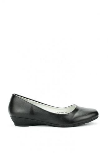 Cardam's Lifestyle black Aliyah School Shoes 08D9DSH13BBDACGS_1