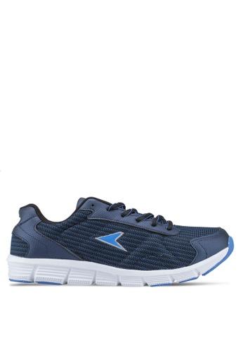 Power navy Performance Running Shoes 35195SHD271C49GS_1