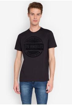 Freshgear black Cotton Jersey T-Shirt FR757AA0K4FVPH_1