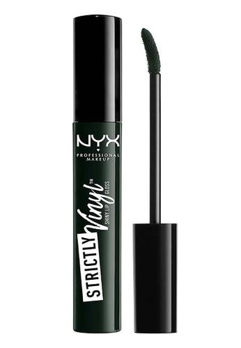 NYX Professional Makeup green NYX Professional MakeupStrictly Vinyl Lip Gloss  - BAD SEED E3BD9BE8B72E2FGS_1