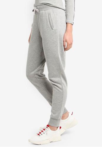 ONLY grey Luna Lurex Pants 12830AAB6B167FGS_1