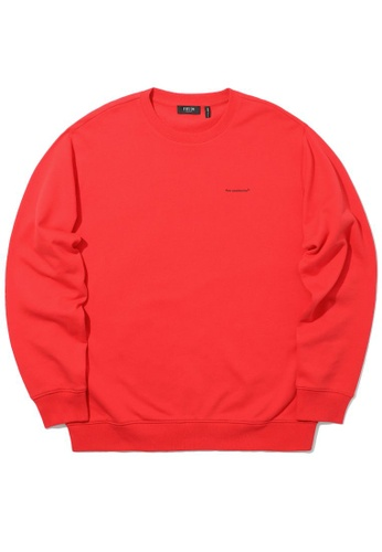 Fivecm red Logo sweatshirt F1487AA013D807GS_1