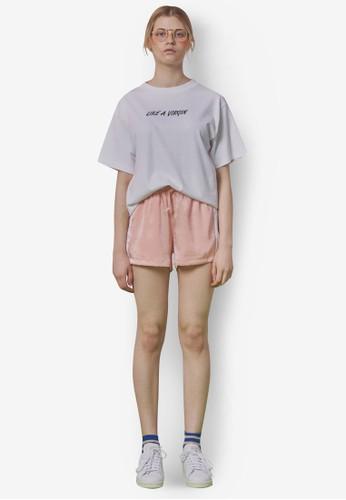 緞esprit outlet hong kong感束口短褲, 服飾, 短褲