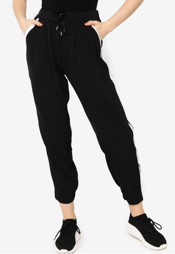 Lorna Jane black Yorinda Full Length Pants 6B553AA576BA1CGS_1