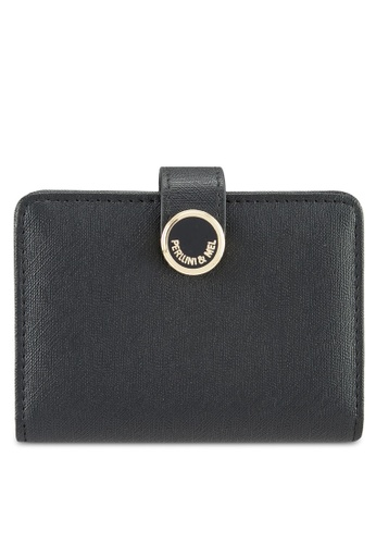Perllini&Mel black Faux Leather Card Holder 4612AAC0531BE7GS_1