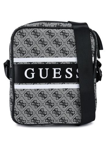 GUESS multi Represent Crossbody Bag 154E0AC6BDAE9CGS_1