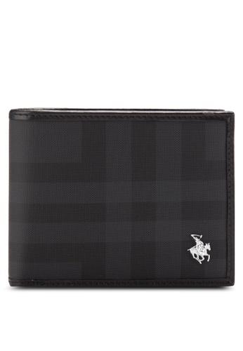 Swiss Polo grey Swiss Polo Bi-Fold Wallet SW912AC40XEPMY_1