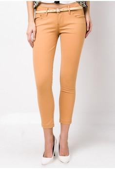 Golden Oak Pants