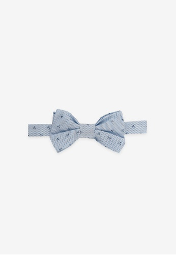 Gingersnaps blue Baby Boys Dots Bow Tie D8B49KCC7B775AGS_1