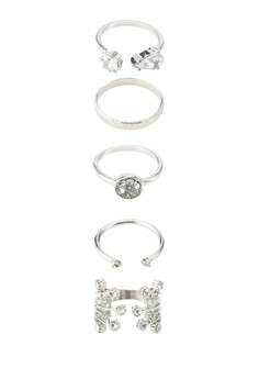 Soft Ethnic Ring Pack