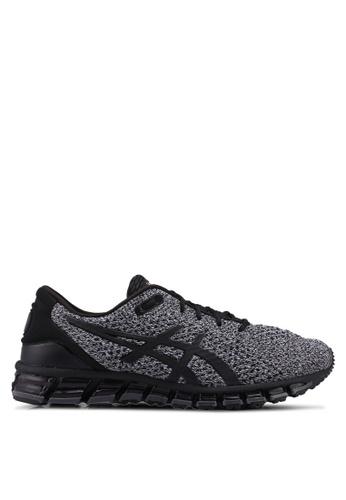 Asics black Gel-Quantum 360 Knit 2 Shoes AS989SH0SVSPMY_1