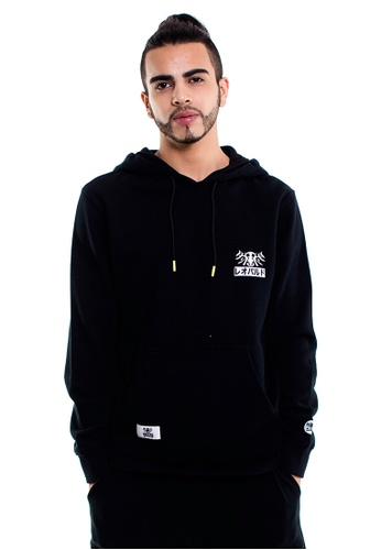 Reoparudo black RPD Space Graphic Edition Hoodie (Black) RE413AA0FPA5SG_1