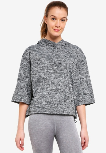 Cotton On Body black Sporty Pullover 854BFAAC18C284GS_1