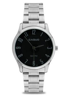 CAQUO Classic Men's Analog Watch 656
