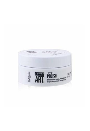 L'Oréal L'ORÉAL - Professionnel Tecni.Art Fix Polish (Compact Wax-in-Gel, Hold, Definition & Shine - Force 3) 75ml/2.5oz E8089BEAEF8545GS_1