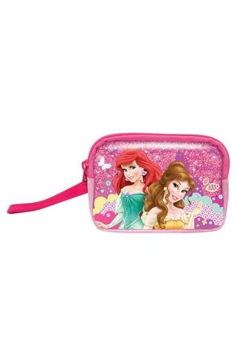 DISNEY Princess pink Disney Princess Sparkling Coin Purse F62B8KCA1C95D8GS_1