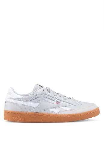 Reebok grey Revenge Plus Gum Shoes RE691SH0SW2NMY_1