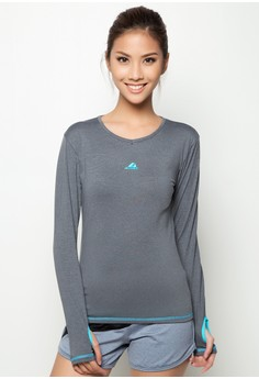 Armor Long Sleeve Top
