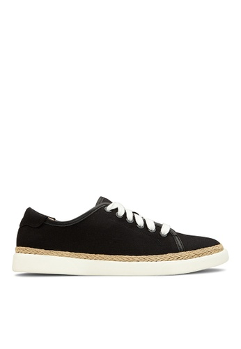 Vionic black Hattie Sneaker 5A317SHB0AAB17GS_1
