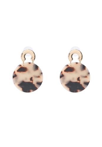 Rubi gold Juliana Animal Earrings F78F2ACE19F927GS_1