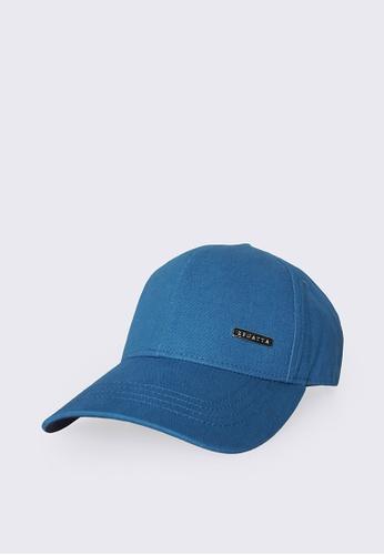 REGATTA blue Baseball Cap With Metal Plate 4AB6EAC1929B04GS_1
